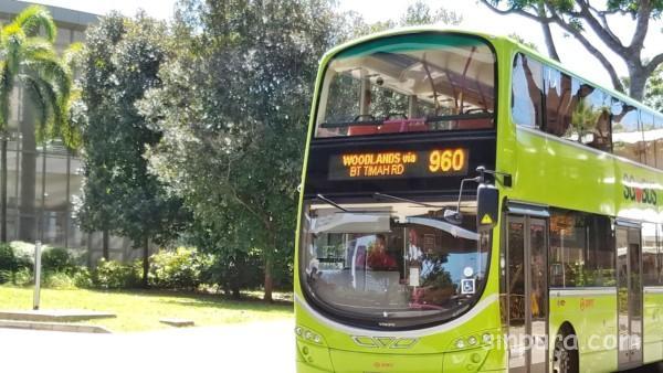 シンガポールのバスの乗り方!料金は現金でも払える?現地で調査!