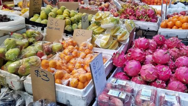 ドラゴンフルーツ(赤)やマンゴスチン!熱帯フルーツ勝手にランキング!