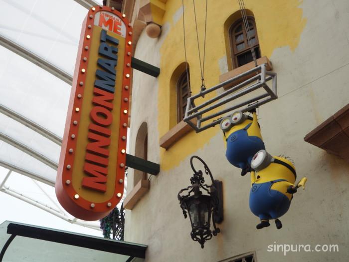 ユニバーサルスタジオシンガポールのお土産はミニオングッズ!