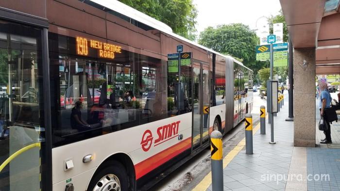 シンガポールのバスの乗り方は日本と違う?現地で役立つ情報集!