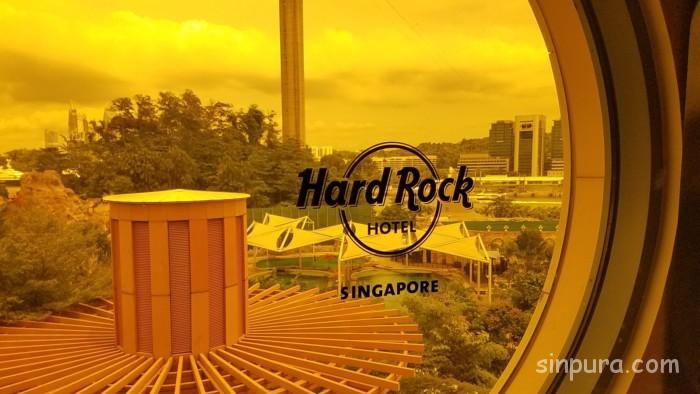ハードロックホテルシンガポールのアメニティはロック!?品数は豊富?