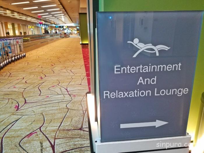 チャンギ空港(ターミナル2)で仮眠!!無料で取れる場所はココ!!
