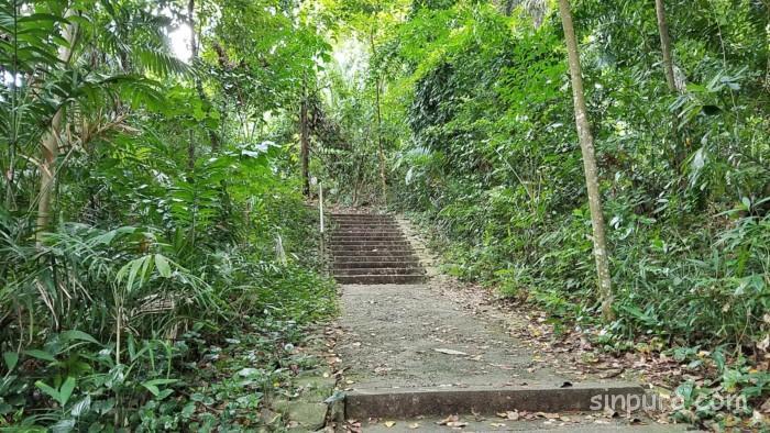 マウントフェーバー(シンガポール)の行き方は徒歩!マーライオン!