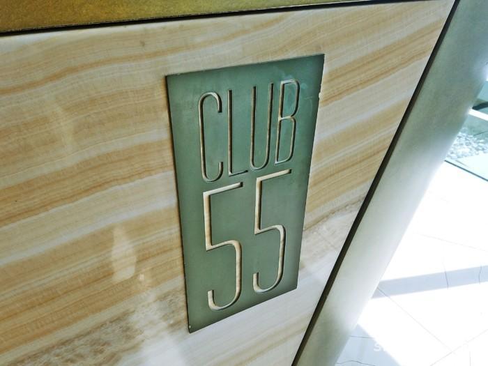 マリーナベイサンズのクラブ55の朝食を見てきた!(CLUB55)