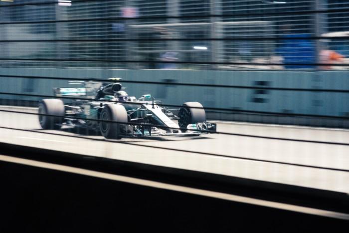 シンガポールのF1…レース前の公道写真。現地を撮ってみた!!